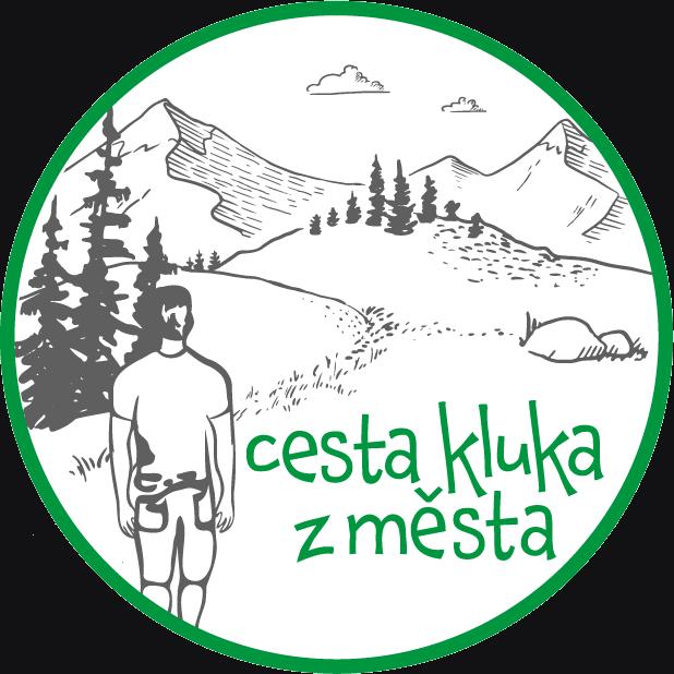 cesta_kluka_z_města